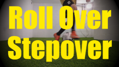 Roll Over Stepover - Dynamic Ball Mastery Drills for U10-U11