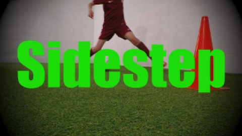 Sidestep - Feints and Fakes - 1v1 Moves for U8-U9