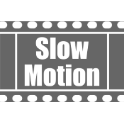 Slow motion close-ups
