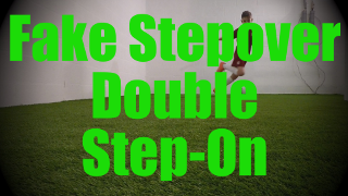 Fake Stepover Double Step-On - Dynamic Ball Mastery Drills for U8-U9