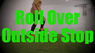 Roll Over Outside Stop - Dynamic Ball Mastery Drills for U8-U9
