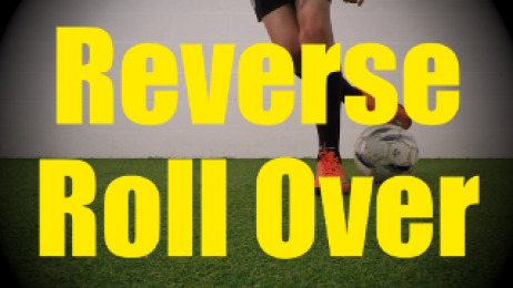 Reverse Roll Over - Static Ball Control Drills for U10-U11
