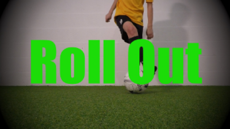 Roll Out - Static Ball Control Drills for U8-U9